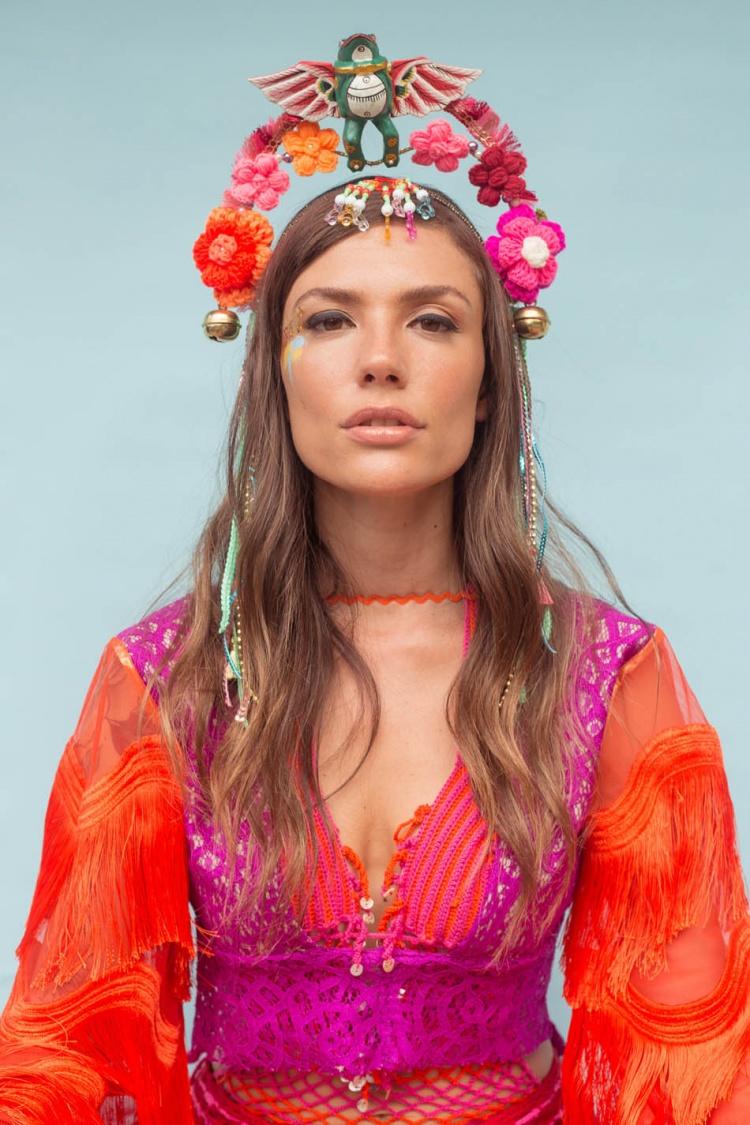Portrait Emily Rybar, Joy Models